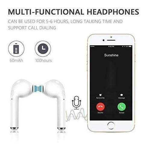 auriculares inalambricos i11 bluetooth manos libres android