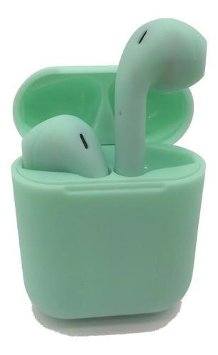 auriculares inalámbricos  i12tws in ear - garantía gamer24hs