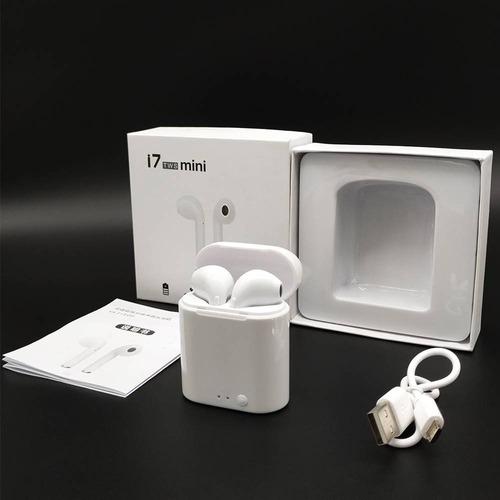 auriculares inalámbricos i7 mini - bluetooth in-ear