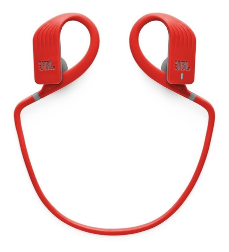 auriculares inalámbricos jbl endurance jump rojo
