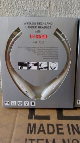 auriculares inalámbricos p/sony ps3 c/bluetooth y micrófono