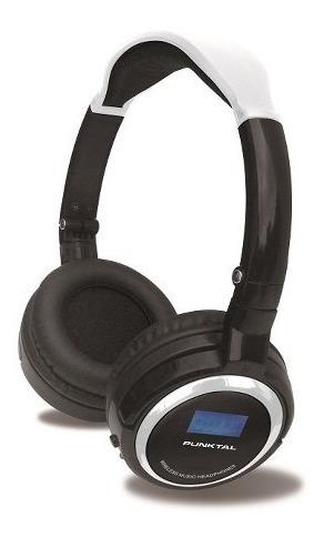auriculares inalámbricos punktal pk-hp308 varios colores g p