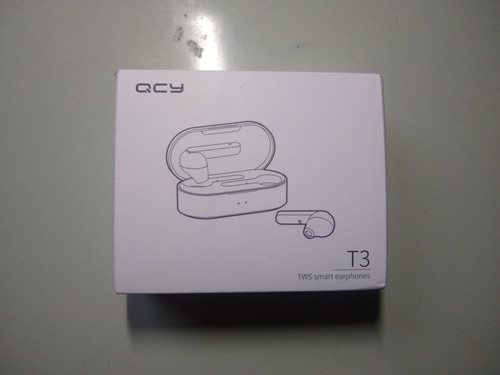 auriculares inalámbricos qcy t3