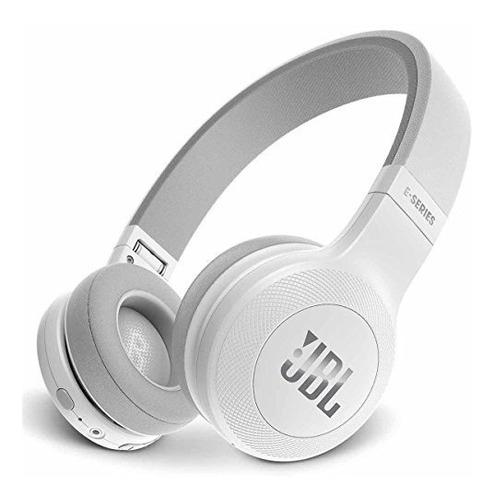 auriculares inalámbricos supra-aurales jbl e45bt blanco