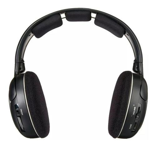 auriculares inalámbricos vincha sennheiser rs120. para tv.