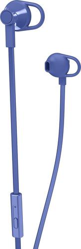 auriculares intrauditivos hp in ear 150 azul marino