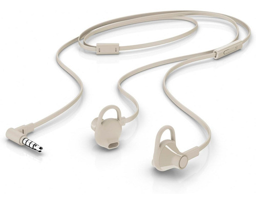auriculares intrauditivos hp in ear 150 dorado seda