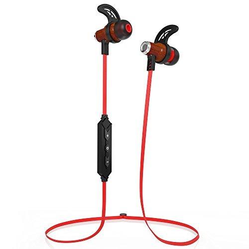 auriculares intrauditivos symphonized nrg (rojo)