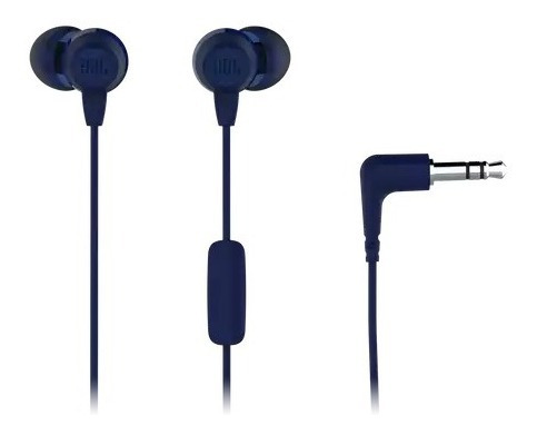 auriculares jbl c50hi azules 3.5 simmcye