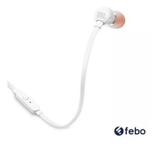 auriculares jbl manos libres celular iphone samsung y+ febo