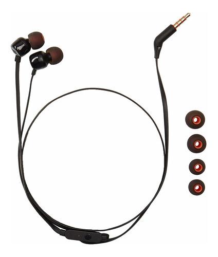 auriculares jbl t110 pure bass negros y blancos originales