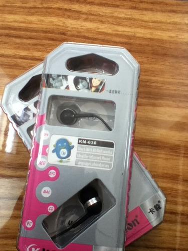 auriculares kanon ideal internet phone exelente calidad bass