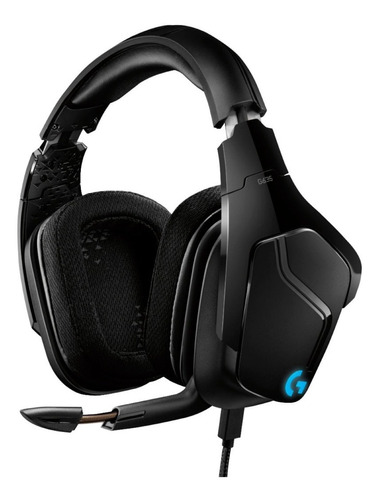 auriculares logitech g635 gaming 7.1 c/mic ps4 pc xbox pce