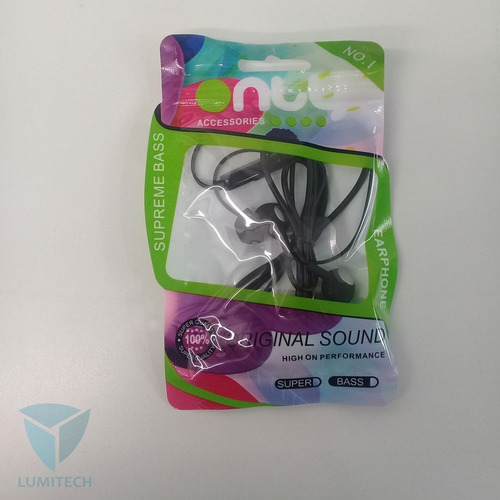 auriculares manos libres nv - only - 0012