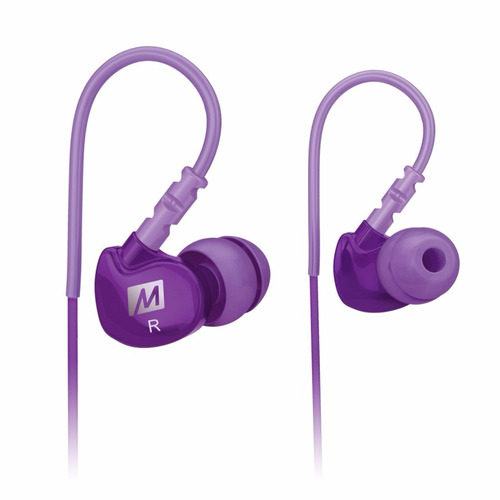 auriculares mee audio m6 sports deportivos gym running pp