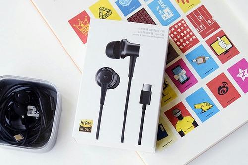 auriculares mi anc & usb c in-ear - xiaomi