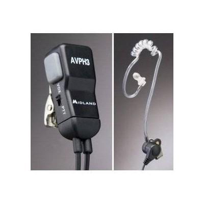auriculares midland tipo fbi