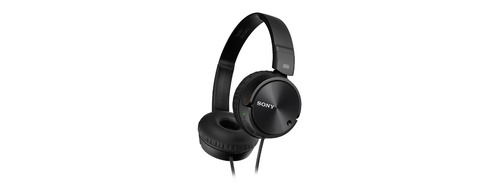 auriculares negro noise cancelling mdr-zx110nc sony store