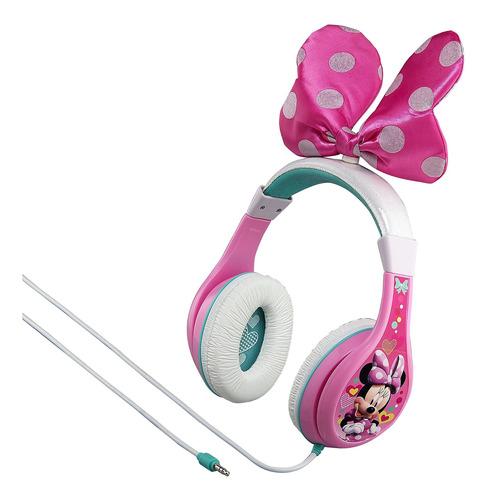 auriculares niños limitador de vol. minnie mouse [06xa7jy6]