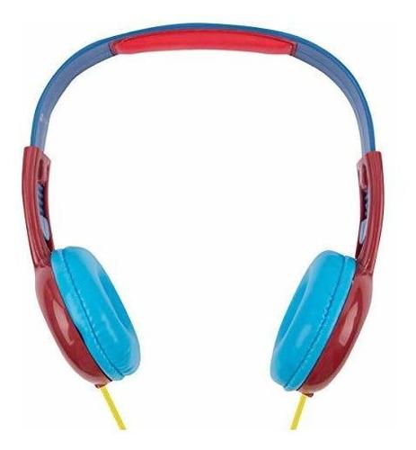 auriculares niños limitador de vol. wonder woman [7nhy69st]