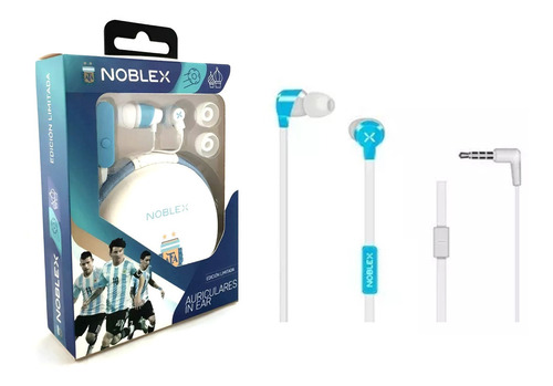 auriculares noblex afa hpi04afa