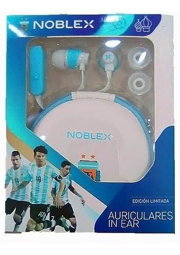 auriculares noblex edición limitada hpio4afa