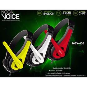 Auriculares Noga Voice