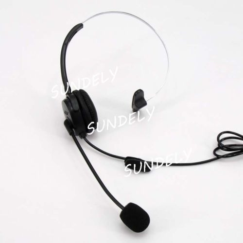 Auriculares Para Call Center Genesys Avaya 5410 5420 Nortel