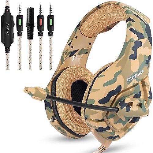 auriculares para juegos para ps4 nuevos xbox one pc mac onik