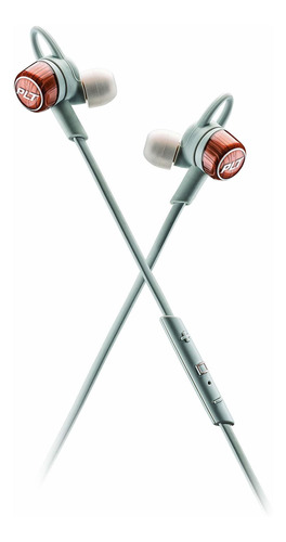 auriculares plantronics backbeat go 3 - inalambrico - copper grey