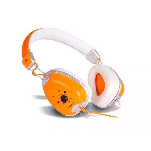 auriculares profesionales idance funky 300 vincha microfono