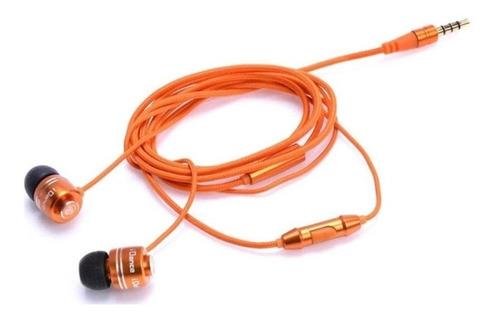 auriculares profesionales in ear idance eb x202 mic + funda