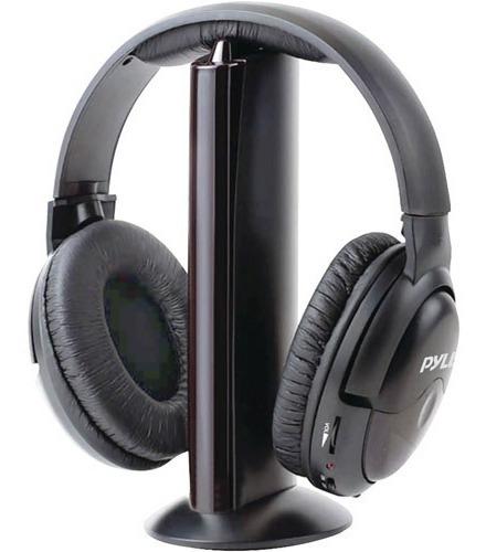 auriculares pyle phpw5 profesionales 5 en 1 inalámbricos