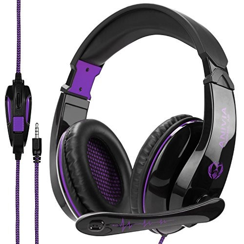 auriculares sades a9 gaming ps4 pc 3.5mm con mic