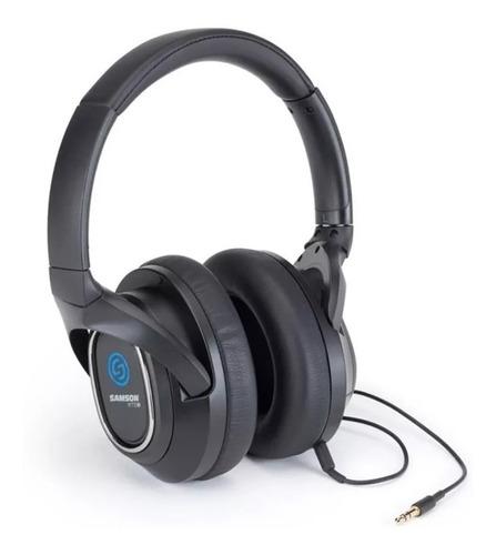 auriculares samson rtex estudio cancelacion ruido activo