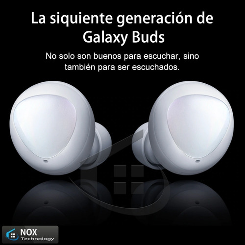 auriculares samsung galaxy buds bluetooth estuche cuotas!!