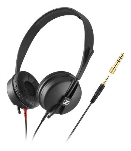 auriculares sennheiser hd 25, plegables, conector 3.5mm, neg