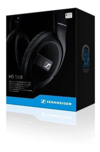 auriculares sennheiser hd 569