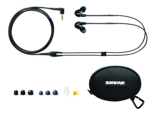 auriculares shure se315 in ear cuotas garantia oficial