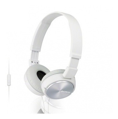 auriculares sony blanco mdr zx310hw - tecsys tu tecnología!!