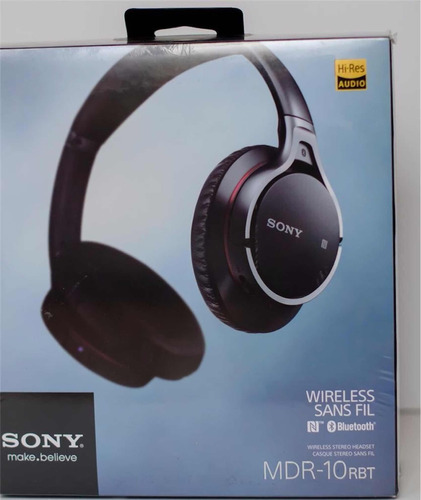 auriculares sony mdr-10rbt