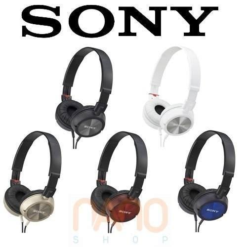 auriculares sony mdr-zx300 celulares y ipod blister cerrado