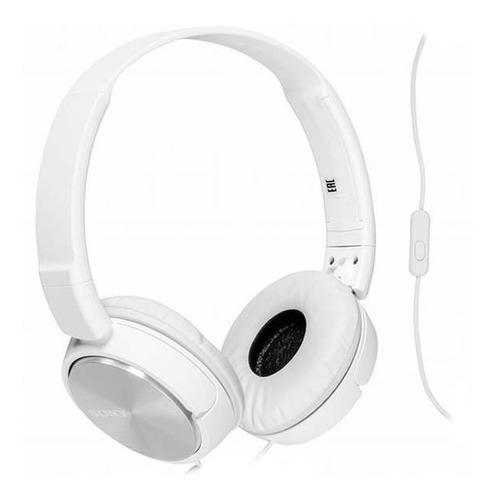 auriculares sony mdr-zx310ap manos libres plegable compacto