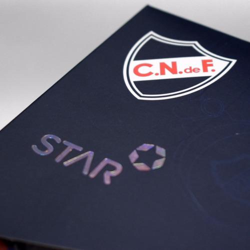 auriculares star club nacional de football rincón del hincha