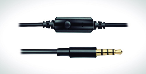 auriculares supra aural micrófono noblex hp330b