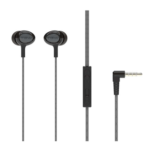 auriculares tagwood iph019 gris