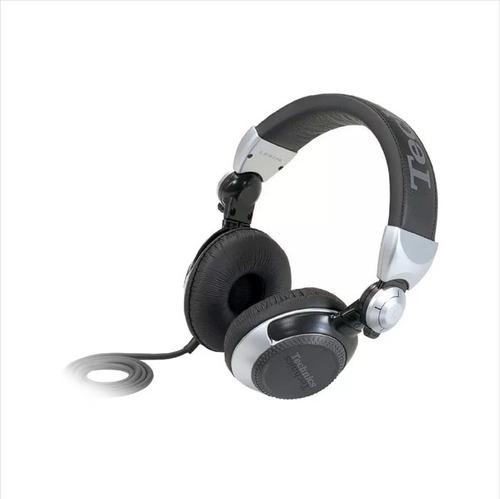 auriculares technics dj1205 cable espiral resiste agua japon