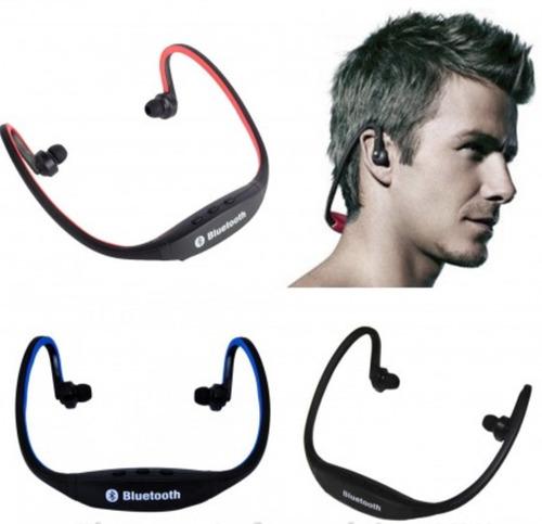 auriculares vincha deportes bluetooth m libres para correr