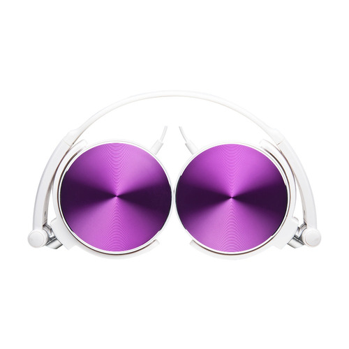 auriculares vincha noblex hp97bs bl-vi