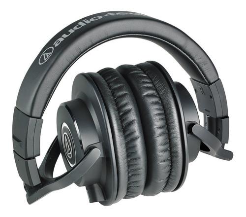 auriculares vincha profesional audio technica ath-m40x